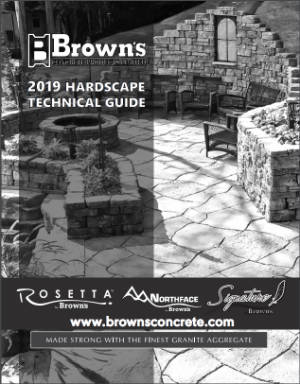Browns Hardscape Tech Guide 2019