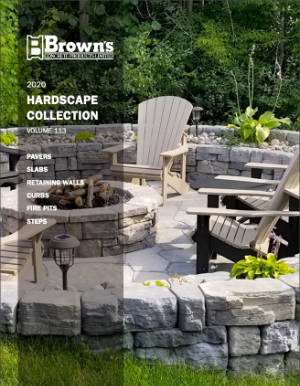 Browns 2020 Hardscape Collection