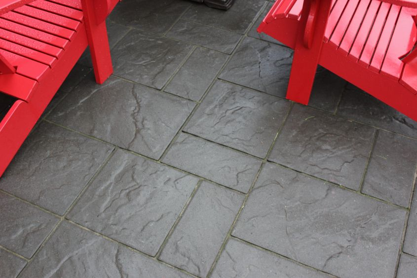 APPIAN 50mm PAVING STONE BLACKWOOD RANGE