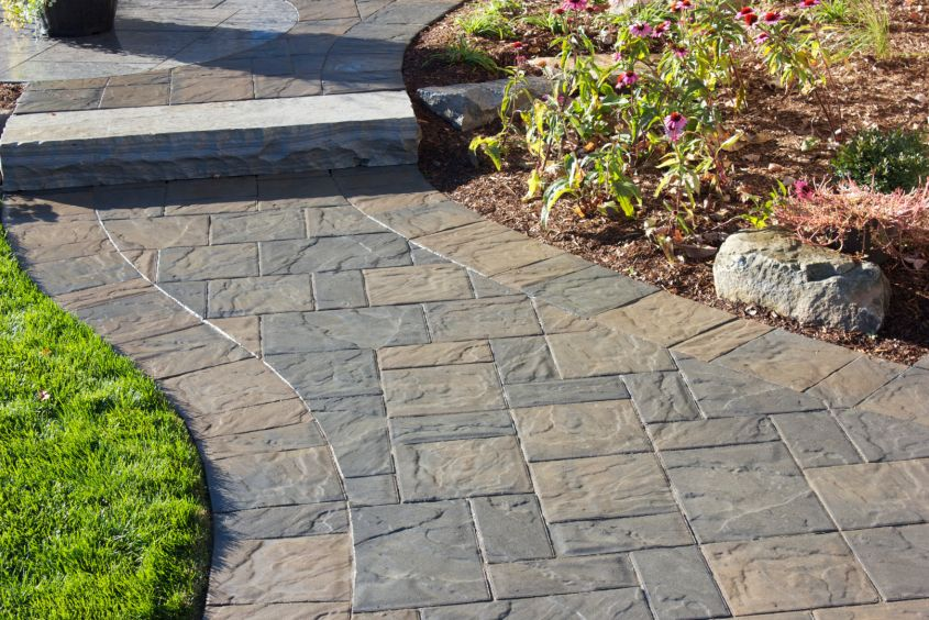 Appian Paving Stone Windsor Range Walkway